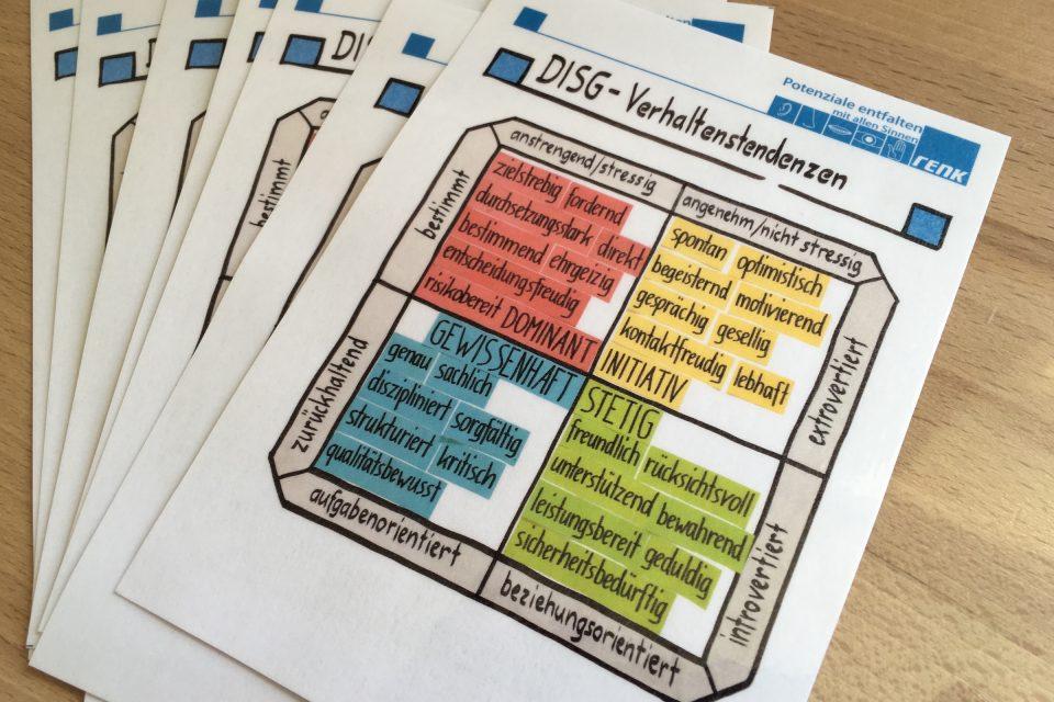 Einlaminierte Spickzettel in Postkarten- oder Visitenkartengröße für den Schreibtisch oder die Hosentasche