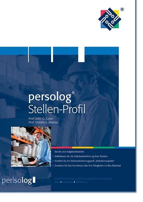 persolog Stellen-Profil